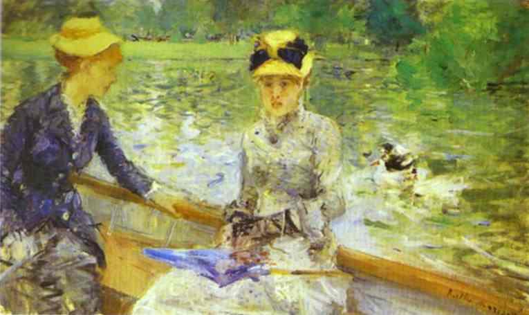 Berthe Morisot, Giorno d'estate