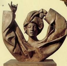 manzu scultura