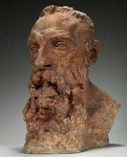 Camille Claudel, Il busto di Rodin