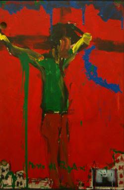 Celentano crocifissione