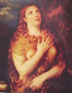 Tiziano Maddalena penitente