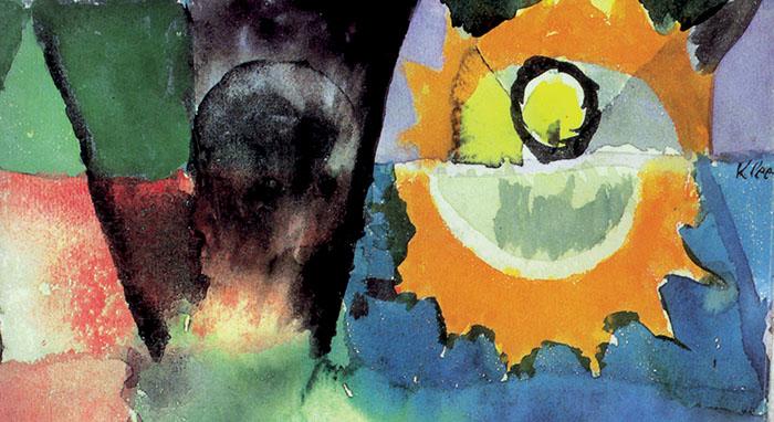 Paul Klee-Con la lam#1F8AEE