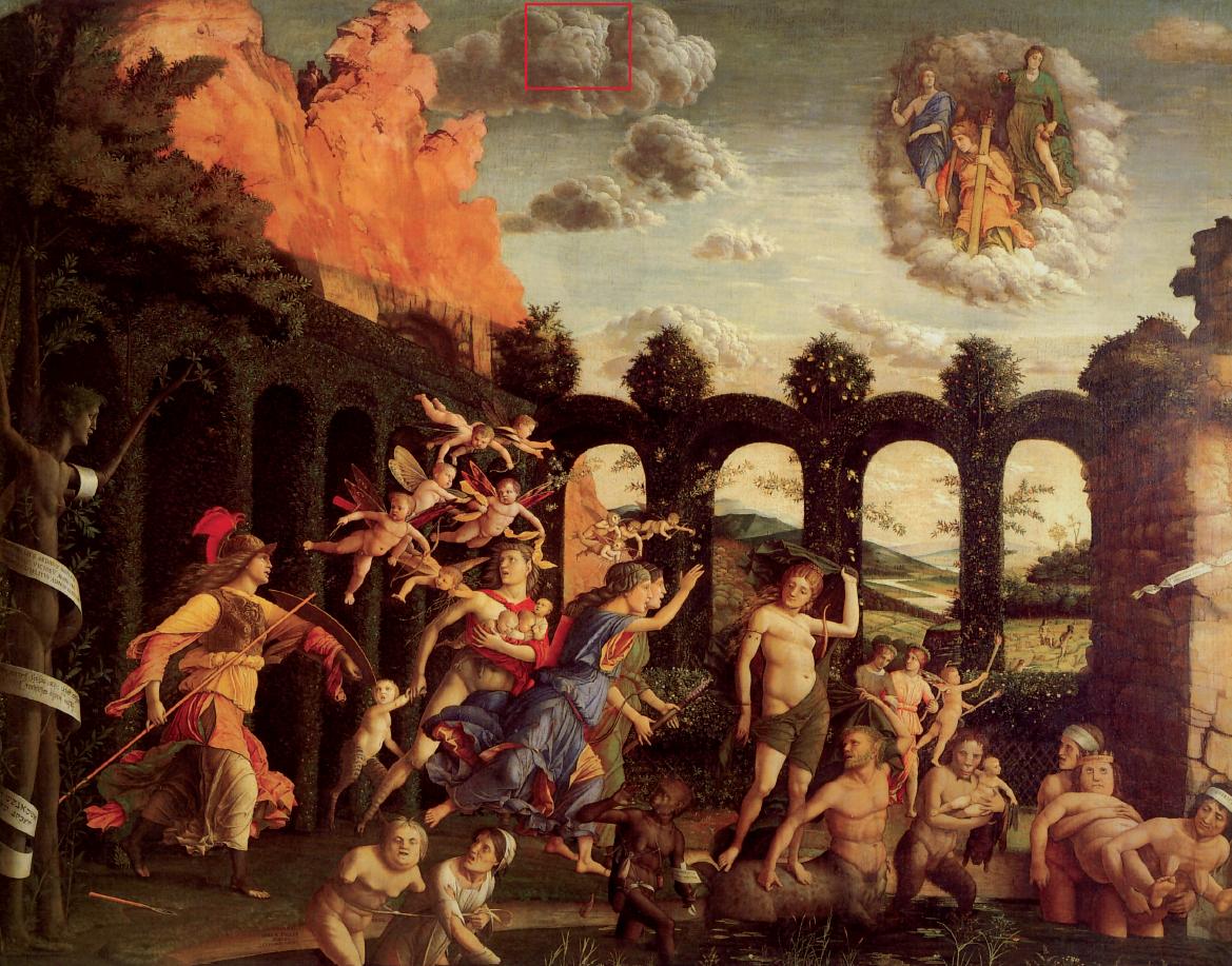 Mantegna.