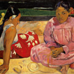 Gauguin scrittore d'arte, rabbia e invettive da '68 / Gauguin art writer, anger and invective as '68
