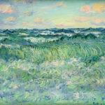 Claude Monet Marine, Pourville (Marina, Pourville), 1881 olio su tela, 57 x 72,8 cm Conservation Départemental du Patrimoine et des Museès – Abbaye de Flaran – Coll. Simonow