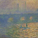 Claude Monet Waterloo Bridge (Il ponte Waterloo), 1900 olio su tela, 65,4 x 92,7 cm Santa Barbara Museum of Art, Bequest of Katherine Dexter McCormick in memory of her husband, Stanley McCormick