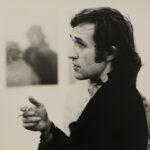 Alighiero Boetti, Roma, Palazzo Taverna 1971 Archivio Incontri Internazionali d'Arte Foto Massimo Piersanti, Courtesy Fondazione MAXXI