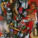 Renato Guttuso: Oggetti, 1963