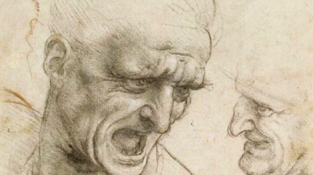 Leonardo E Lurlo Venezia Con I Disegni Ricostruisce La