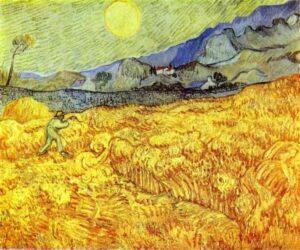 Vincent Van Gogh, Il Mietitore