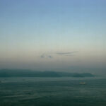 Wim Wenders The Sea near Naoshima Il mare vicino Naoshima 2005 C-Print 183.5 x 452.2 cm Copyright: © Wim Wenders 2013