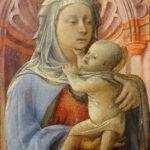 Filippo Lippi, Madonna col Bambino, Collezione Banca Popolare di Vicenza