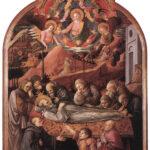 Filippo Lippi, Esequie di San Girolamo, Museo dell'opera del Duomo, Prato