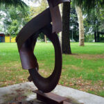 Alex Corno (1960), Neat Scrap One, 2011, ferro