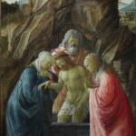 Filippino Lippi, Compianto sul Cristo morto, Musée Thomas Henry, Cherbourg