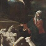 Carlo Bononi Pietà, 1622-24, olio su tela, Ferrara, chiesa delle Sacre Stimmate