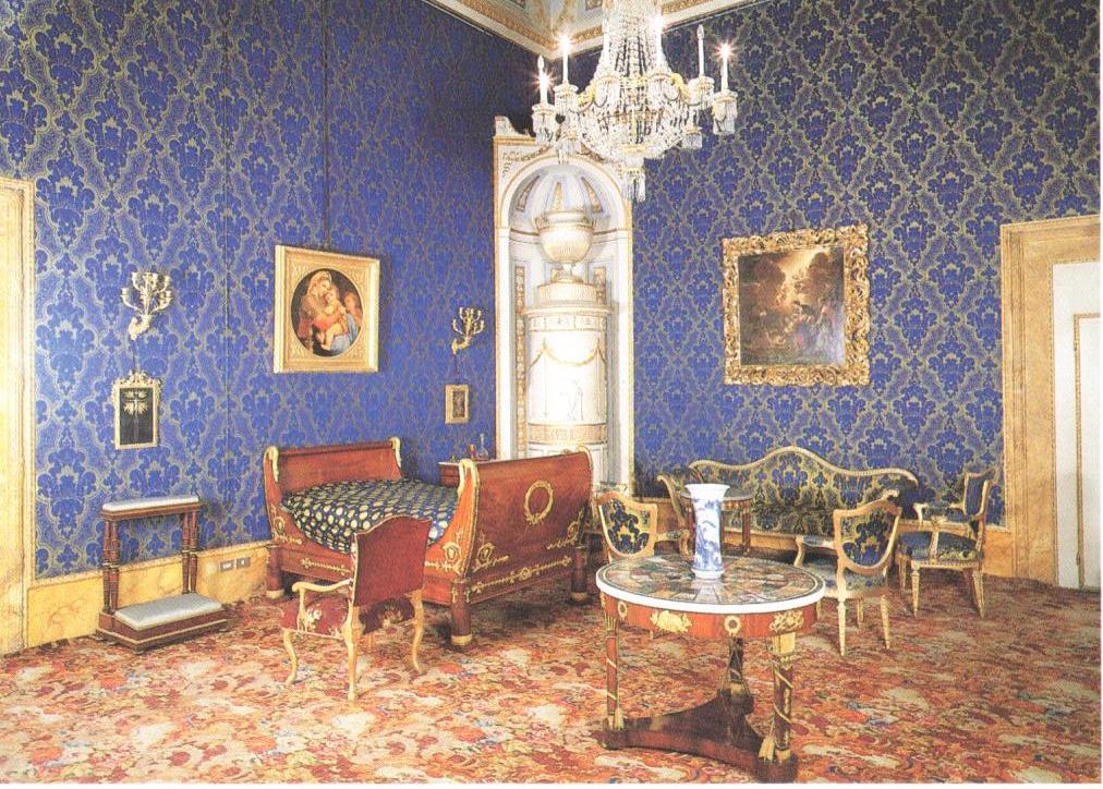 Palazzo pitti riprendono le visite all appartamento della for Palazzo pitti orari