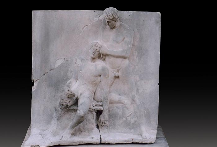 Antonio Canova (1814-1873), Esercizi0 di nudo