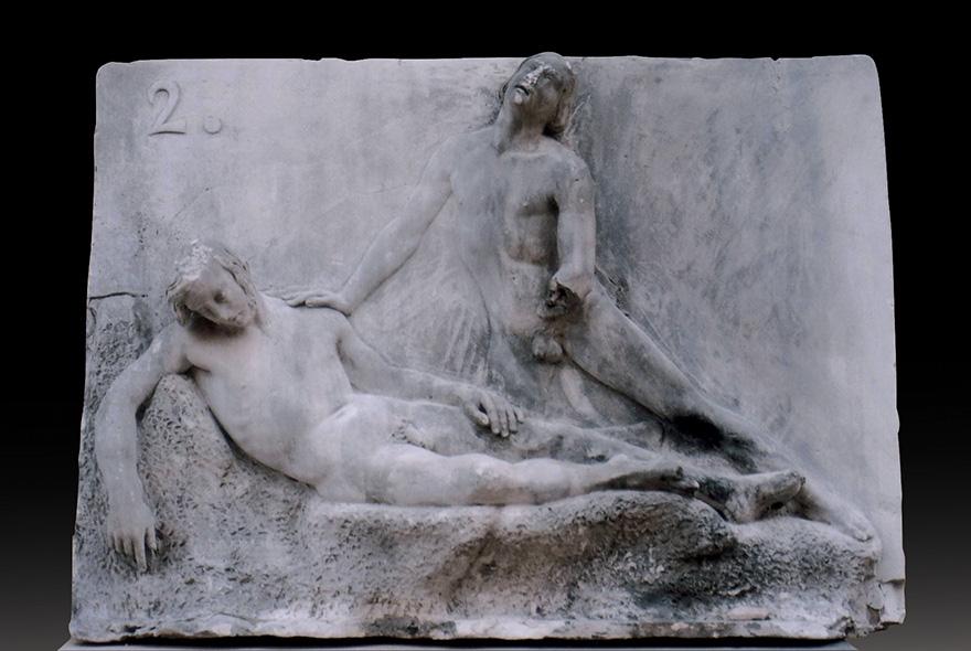 Antonio Canova (1814-1873), Esercizio di nudo