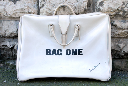 "John Lennon, ""Bag One"", 1969, serie di 14 litografie su carta BFK Rives, edizione 163/300, The Bank Street Atelier, Ldt., New York, Collezione Rolando Giambelli"