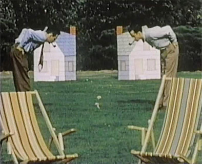 Norman McLaren: Neighbours, Canada, 1952
