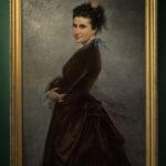 Nélie Jacquemart-André, autoritratto . Paris, Musée Jacquemart-André – Institut de France © Culturespaces - Musée Jacquemart-André
