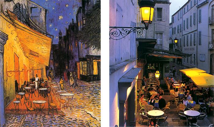 Arles Nel Caffè Di Van Gogh Il Tempo Si è Fermato Stile Arte