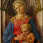 Filippo Lippi, Madonna col Bambino, National Gallery of Art, Washington