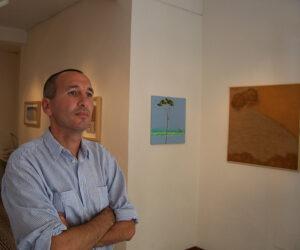Gianni Costa, fondatore della galleria Mercurio Arte Contemporanea.