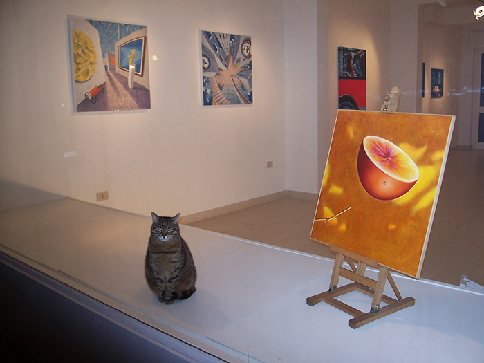 mercurio arte contemporanea 1