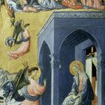 Paolo Uccello, Annunciazione, Ashmolean Museum, Oxford