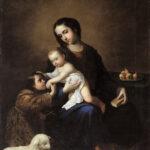 Zurbarán, Madonna col Bambino e san Giovannino, 1662 Olio su tela, cm 169 x 127 Bilbao, Museo de Bellas Artes