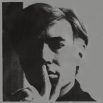 Andy Warhol, Self-portrait, 1967 The Sonnabend Collection © 2013 The Andy Warhol Foundation for the Visual Arts, Inc. / Artists Rights Society (ARS), New York, by SIAE