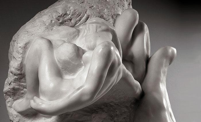 Auguste Rodin La Mano di Dio 1896? © Musée Rodin, Parigi. Foto di Christian Baraja