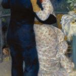 Danza in campagna, 1883 Olio  su tela; 180,3 x 90 cm Paris, Musée d'Orsay  (RF 1979 64) © Bridgeman/ Archivi Alinari
