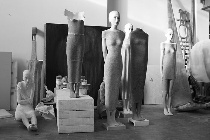 Atelier di Walter Moroder @ Augustin Ochsenreiter