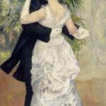 Danza in città, 1883 Olio su tela; 180 x 90 cm Paris, Musée d'Orsay  (RF 1978 13) © Hervé Lewandowski RMN-Réunion des Musées Nationaux/ Distr. Alinari