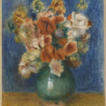 Bouquet, 1901 circa Olio su tela; 40 x 30 cm Paris, Musée de l'Orangerie  (RF 1963 15) © Franck Raux RMN-Réunion des Musées Nationaux/ distr. Alinari