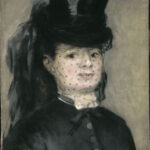 Madame Darras, 1868 circa Olio su tela; 48 x 40 cm Paris, Musée d'Orsay (RF 1965 11) © Hervé Lewandowski RMN-Réunion des Musées Nationaux/ Distr. Alinari