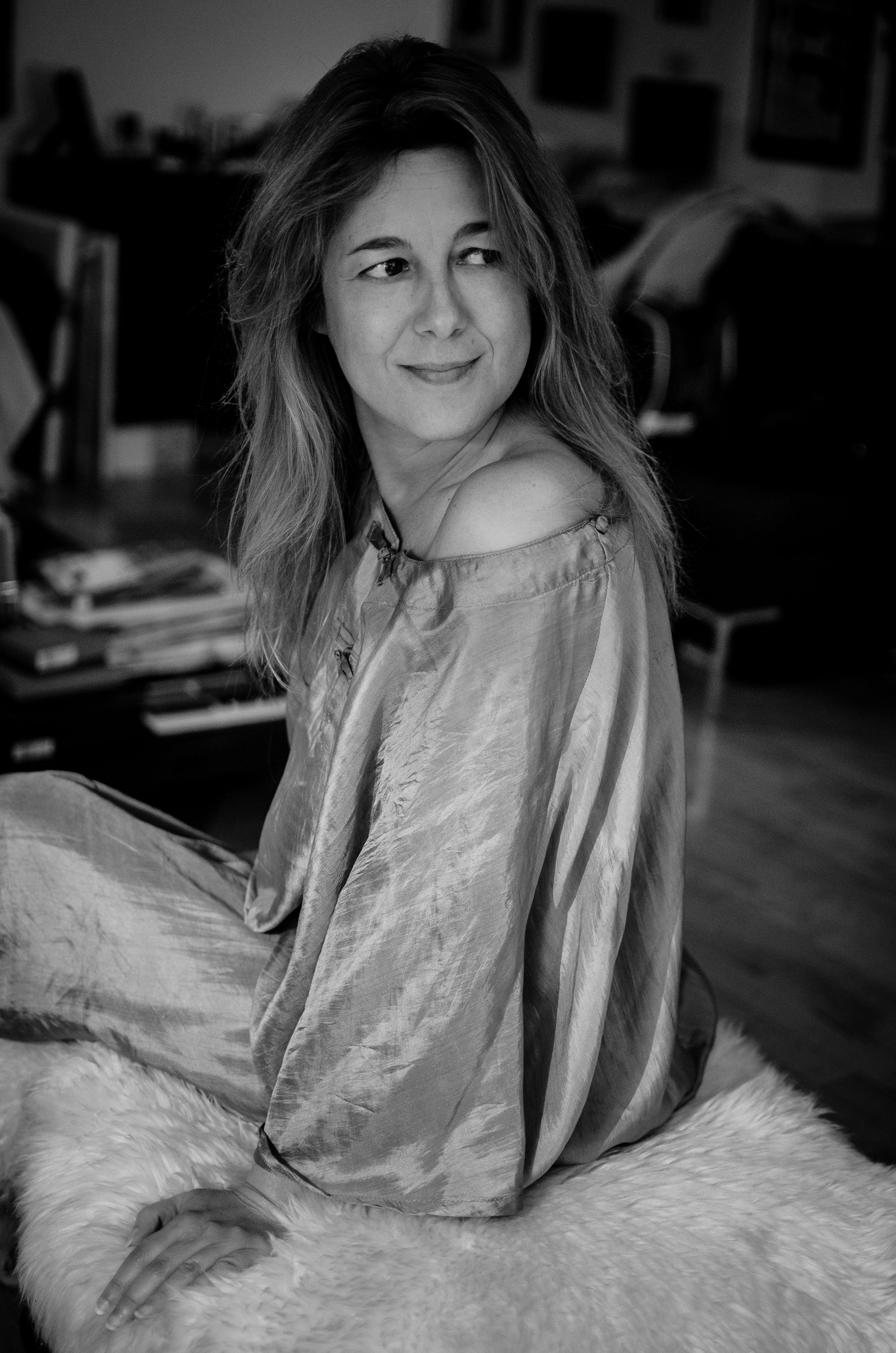 Carla Mura, foto di Chiara Leone