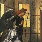 Giovanni Bellini, Angelo annunciante
