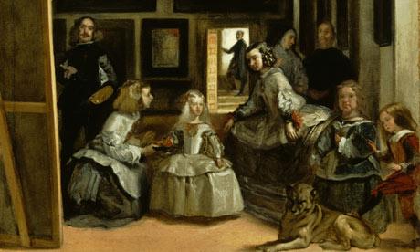 L'opera attribuita a Velazquez come lavoro preparatorio alle Meninas