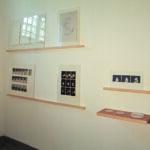 Mattia Macchieraldo e Flavio Palasciano, Possibilities #1, installazione a muro con foto e stampe a mano, 2013