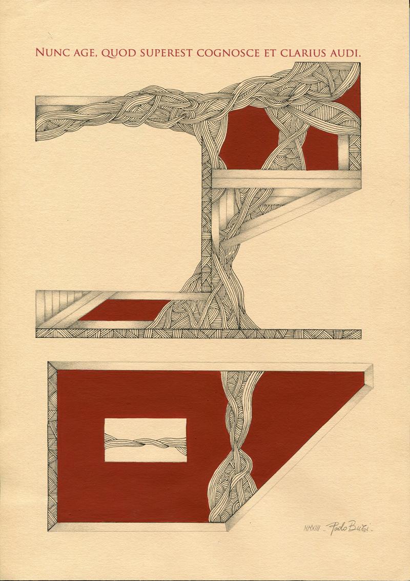 Nella pagina opere di Paolo Buzi
