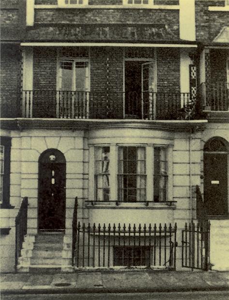 E' in questa scuola privata di Ramsgate che il giovane Van Gogh fu assunto per breve tempo in qualità di insegnante di francese