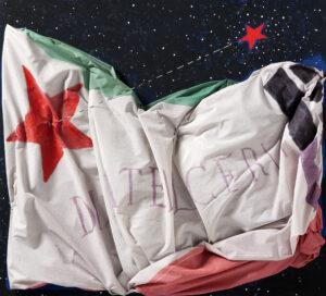 Walter Valentini, 1944, maggio-giugno, Reggio Emilia, 2013, 100 x 110 cm, Tecnica mista su tavola © Photo Andrea Valentini