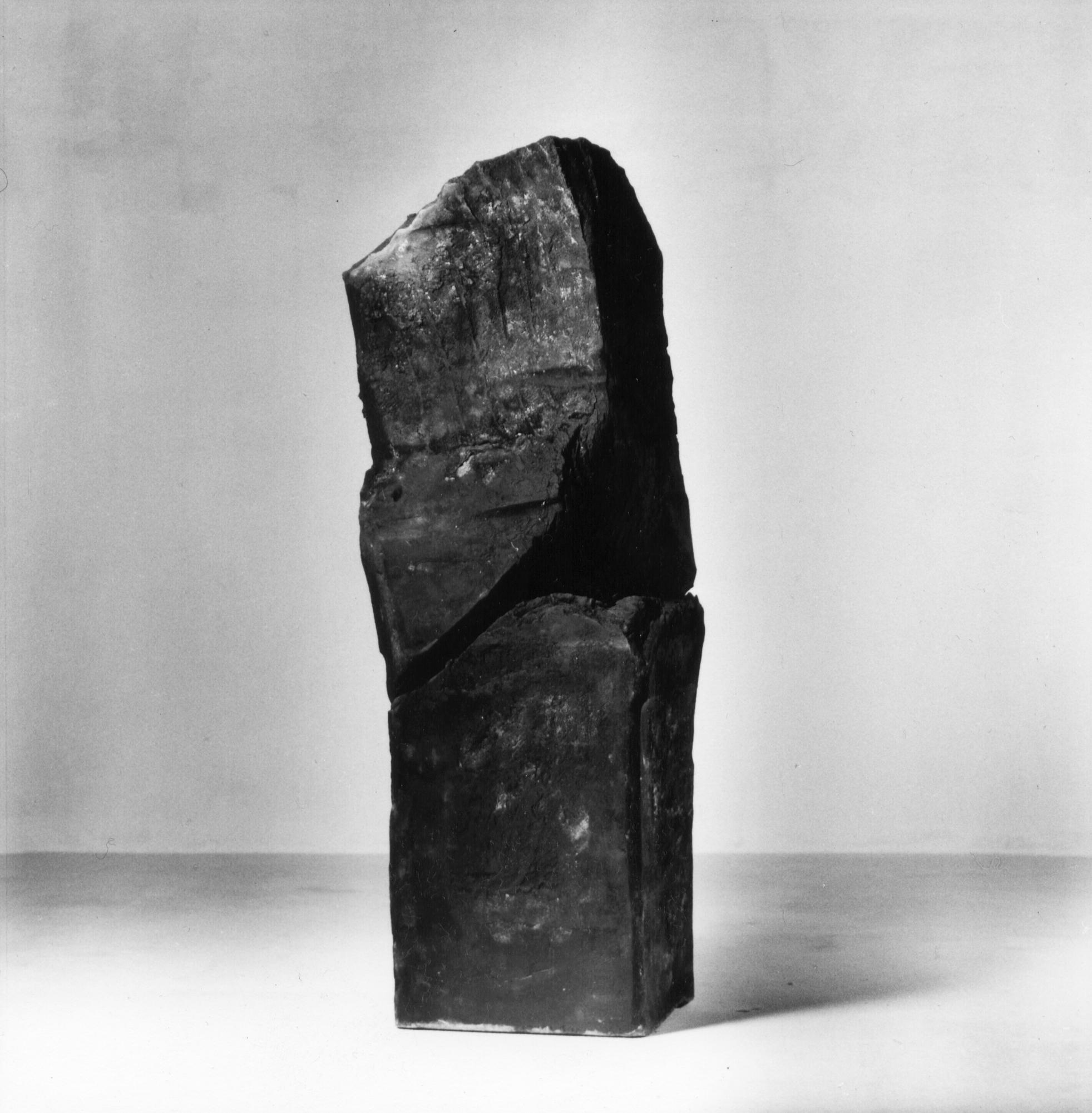 Giuseppe Spagnulo, Respiro, 1996 acciaio forgiato
