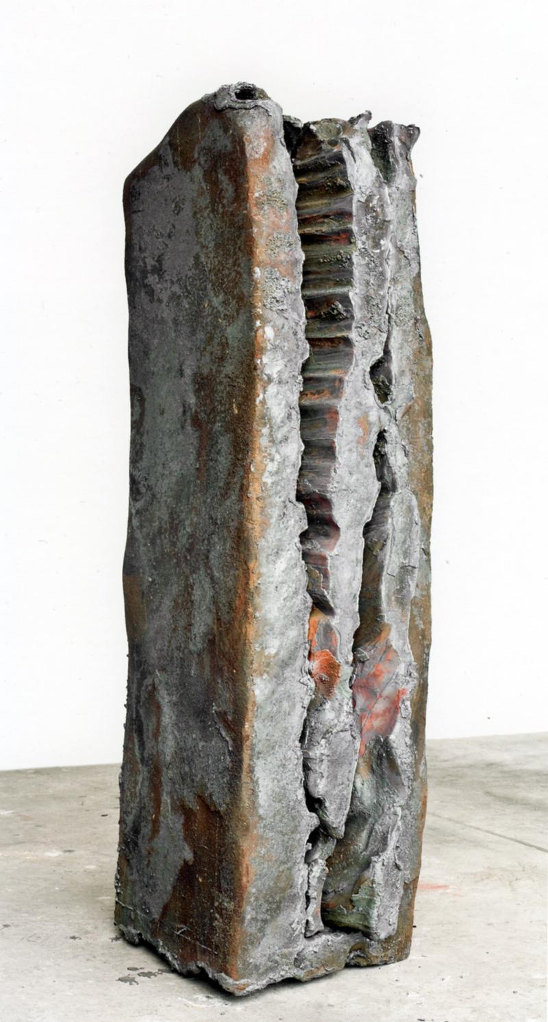 Giuseppe Spagnulo, Libro, 2010 acciaio forgiato