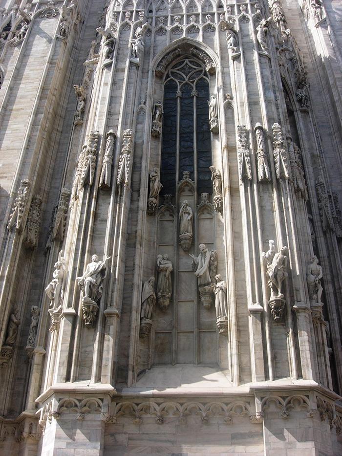 Duomo di Milano,  Finestra XII