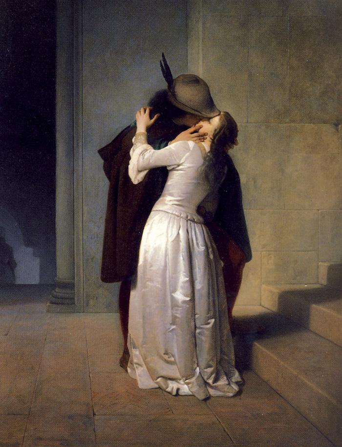 La quarta versione del Bacio
